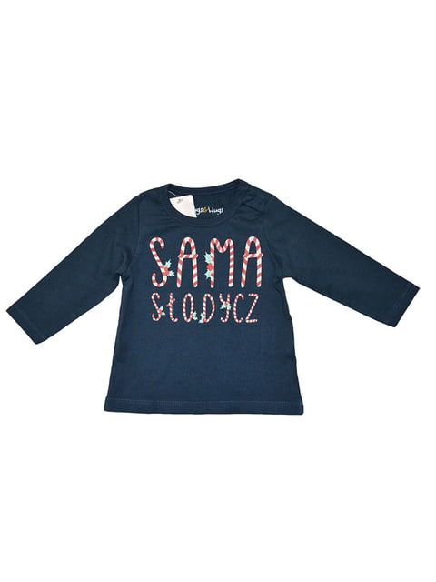 Реглан темно-синій Young Style 5295685