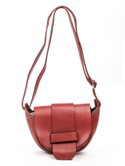 Сумка червона Amelie Pelletteria 5300903