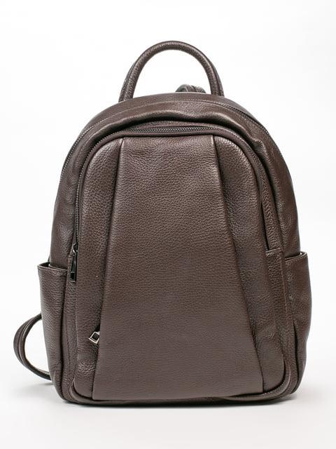 Рюкзак коричневий Italian Bags 5300947