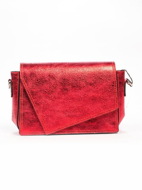 Сумка червона Amelie Pelletteria 5300911
