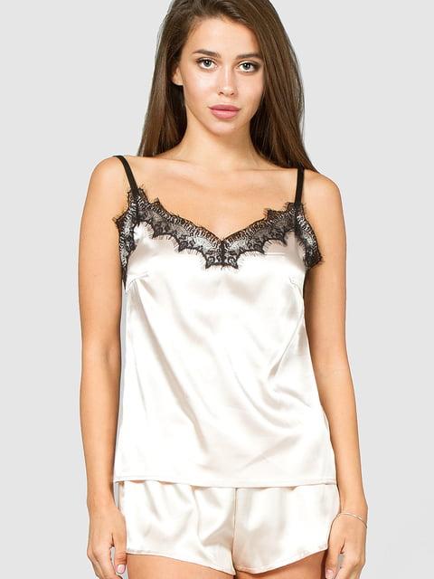 Пижама: майка и шорты Ghazel 5303293