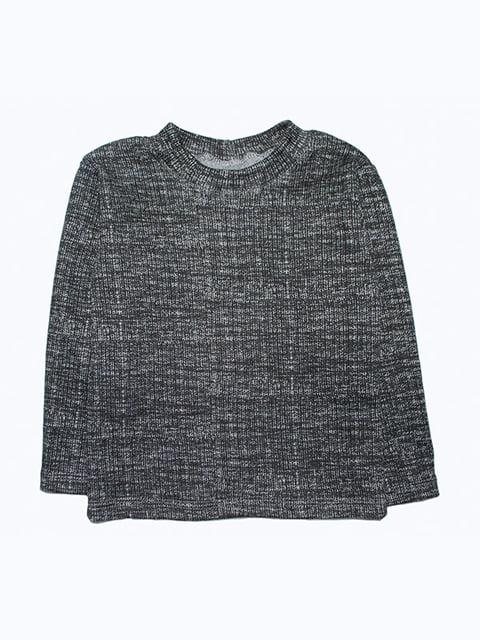 Джемпер темно-сірий Малыш 5303561