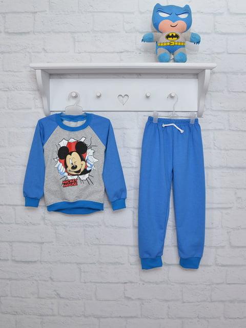 Піжама: світшот і штани finesko 5303682
