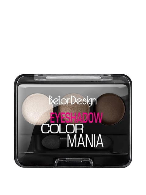Тіні для повік Smart Girl Color Mania - тон 031 Belor Design 5288002