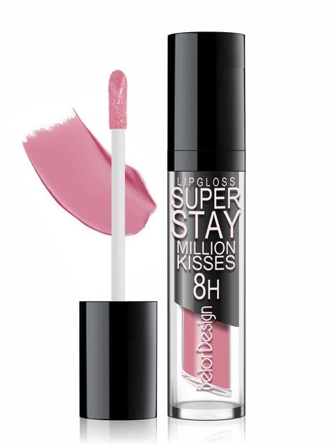 Блиск для губ суперстійкий Smart Girl Million Kisses - тон 223 Belor Design 5303522