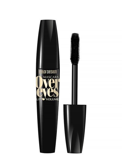 Туш для вій Overeyes volume & lift mascara Belor Design 5303525