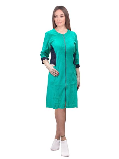 Халат зеленый Elines 5305915