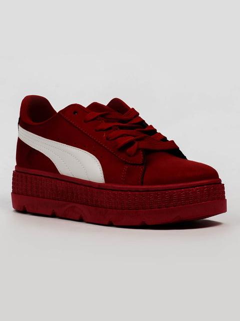 Кросівки червоні VIO 5305396