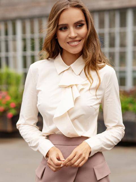 Блуза белая Gepur 5246484