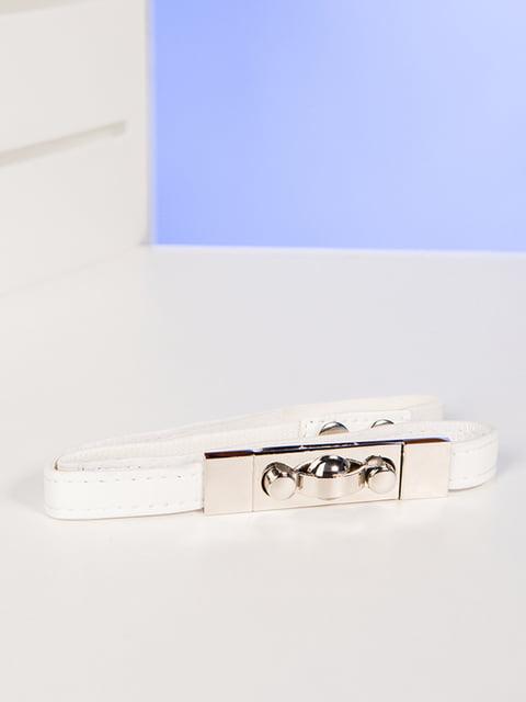 Ремень белый Gepur 5281699