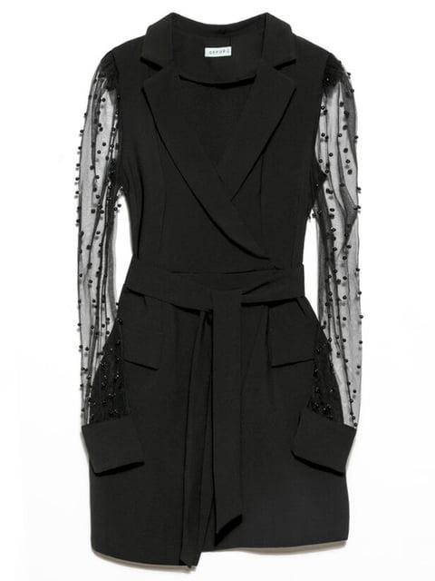 Платье черное Gepur 5281879