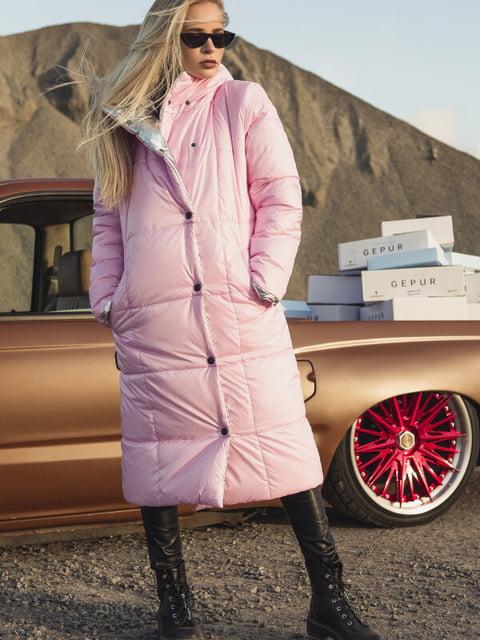 Куртка розовая Gepur 5311339