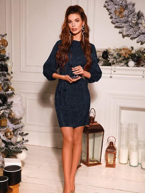 Платье синее Gepur 5311364