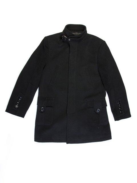 Пальто чорне Rodeng 727788