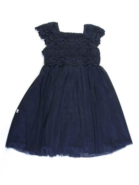 Платье темно-синее Vela Ricce 727773