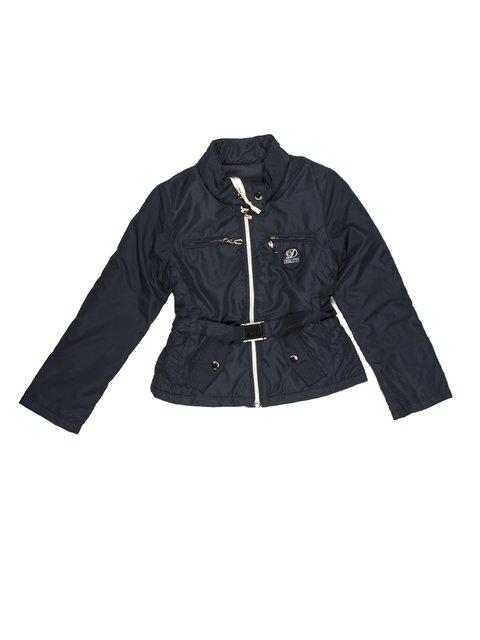 Куртка темно-синяя De Salitto 662105