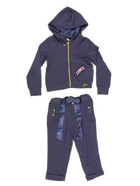 Костюм спортивный: толстовка и брюки Pinetti 629039