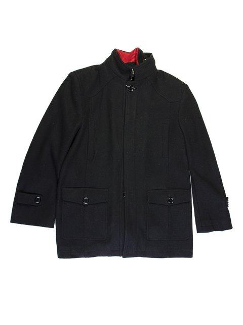 Пальто чорне Rodeng 727791