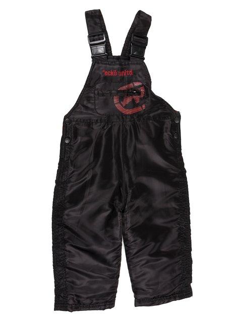 Комбинезон черный утепленный Ecko 795550