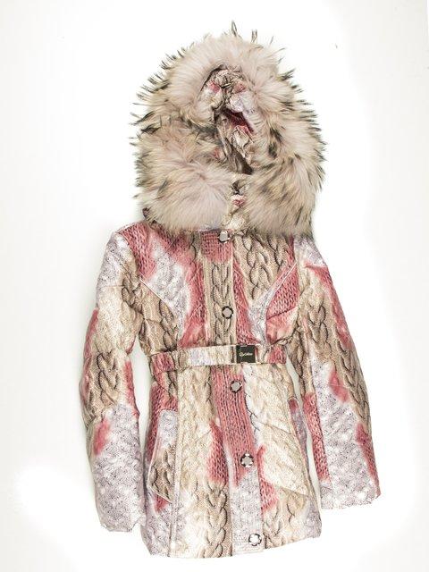 Куртка принтованная De Salitto 629046