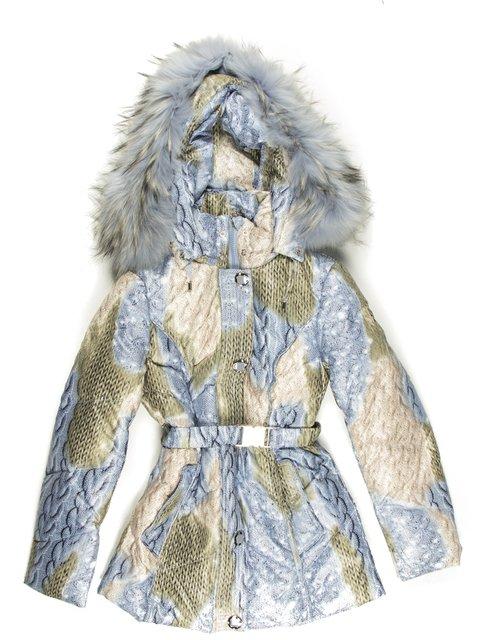 Куртка принтованная De Salitto 629047
