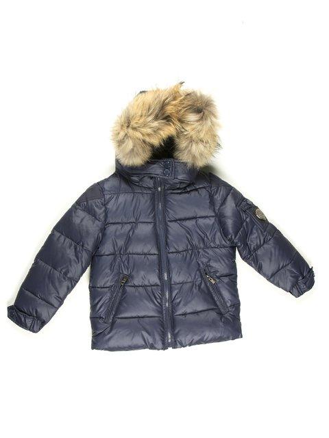 Куртка темно-синяя De Salitto 629057