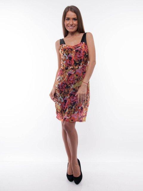 Платье цветочной расцветки Pink Lilly 374983