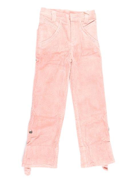 Штани рожеві Qialuo 755903