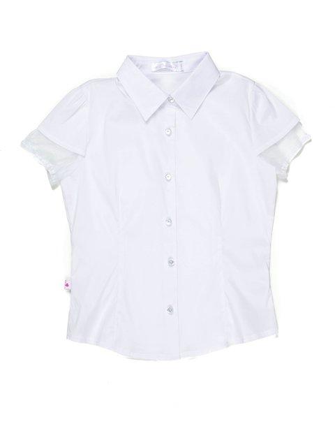 Блуза біла Olimpia 514085